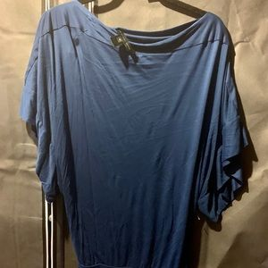 Marc by Marc Jacobs blue tunic/mini